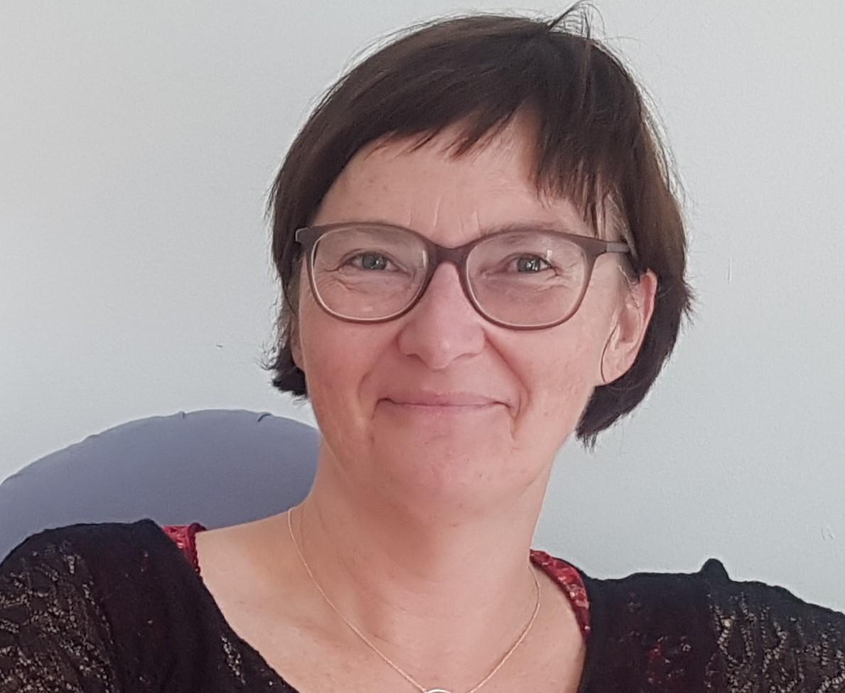 Leiterin der Nürnberger Frauenberatung, Sabine Böhm